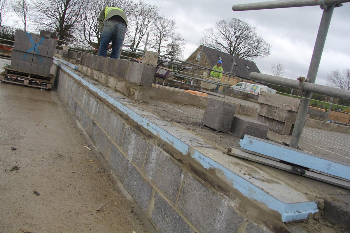 marmox insulation cold thermal bridging waterproof