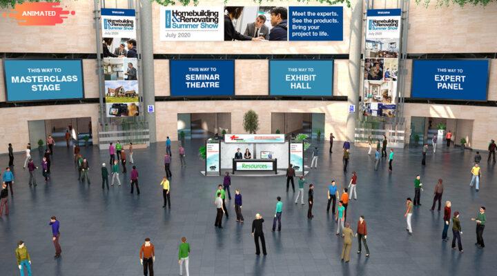 virtual homebuilding & Renovating Summer Show