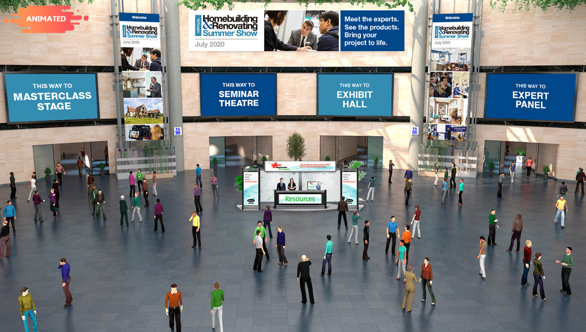 virtual homebuilding & Renovating Summer Show