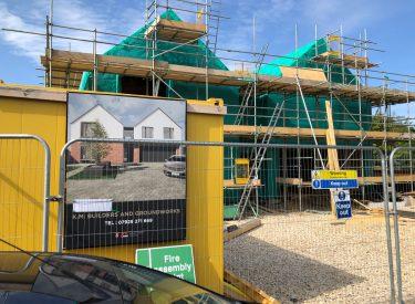 Low Energy Home in Whitburn, South Tyneside
