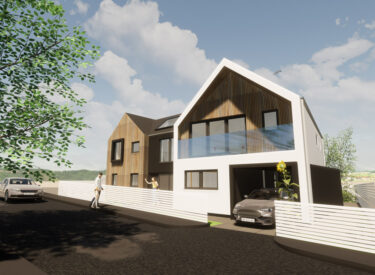 Modern Low Energy Home in Bicester, Graven Hill