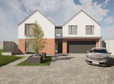 Low Energy Home in Whitburn, South Tyneside