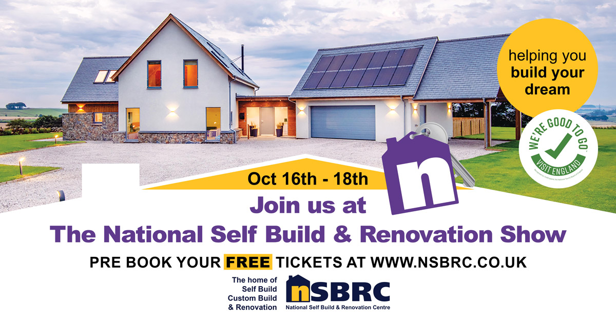 nsbrc show national self build & renovation show